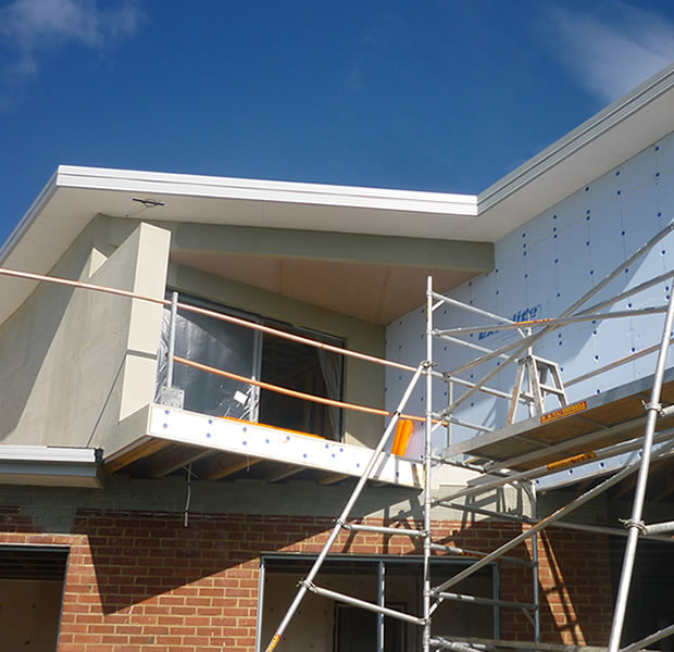 Exsulite Thermal Facade System by Dulux AcraTex